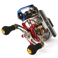 Carretilha Limited Reel 2019 Rushed Molinete River Ryobi Dragon Lizard Whole Metal Double Speed Raft Fishing Wheel Daiwa