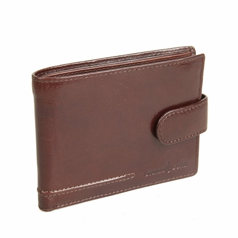 Coin Purse Gianni Conti 707461 Brown