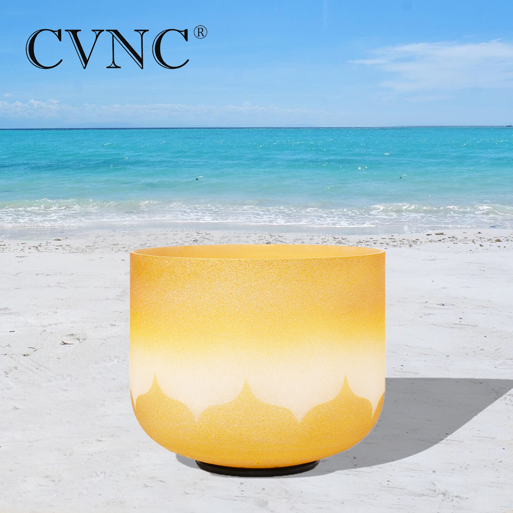 CVNC 8 Note C Root  Chakra  Frosted Quartz Crystal Singing Bowl  Free Shipping Cost CVNC 8 Note C Root  Chakra  Frosted Quartz Crystal Singing Bowl  Free Shipping Cost