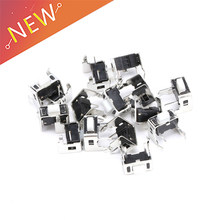 Hohe Qualität 20 teile/los SMT 3X6X5mm 2PIN Tactile Tact Push Button Micro Schalter G71 Momentary(China)