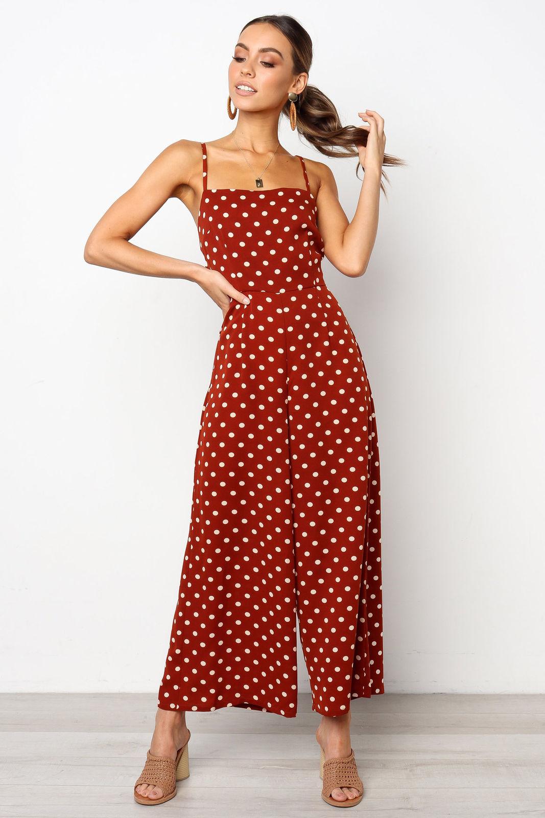 Women's Summer Sleeveless Bodycon Slim Fit   Jumpsuit   Clubwear Bodysuit Long
