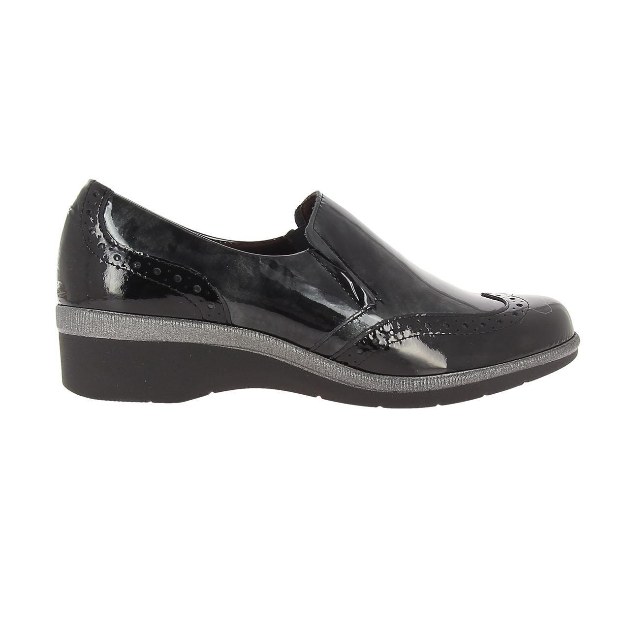 c582399f77e Piel Mujer Zapatos Multiple De 1216 Tacón Charol Pitillos aEx1x
