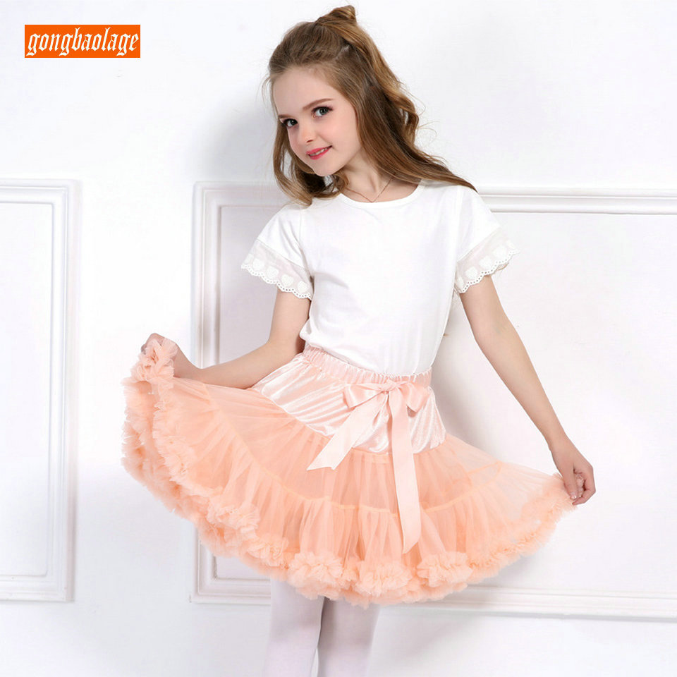 Symbol Of The Brand 2019 Girl Baby Underskirt Swing Short Slip Dress Petticoat Lolita Cosplay Petticoat Ballet Child Tutu Skirt Rockabilly Crinoline Online Discount Weddings & Events Petticoats