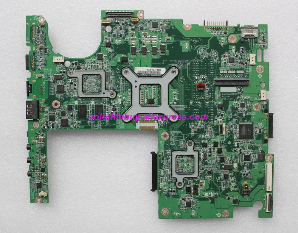 Image 2 - Genuine CN 0CGY2Y 0CGY2Y CGY2Y DA0FM9MB8D1 HD5470 512MB HM55 Laptop Motherboard Mainboard for Dell Studio 1558 S1558 Notebook PC-in Laptop Motherboard from Computer & Office