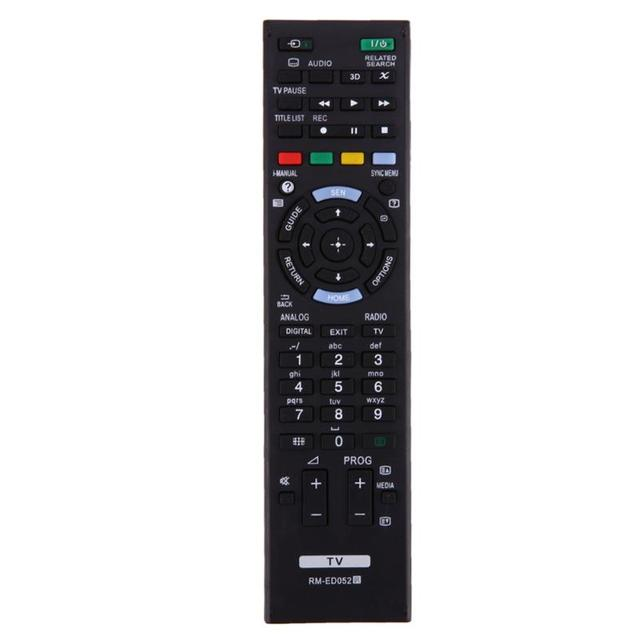 new Remote Control Replacement Remote Controls  for SONY TV RM-ED050 RM-ED052 RM-ED053 RM-ED060 RM-ED046 RM-ED044