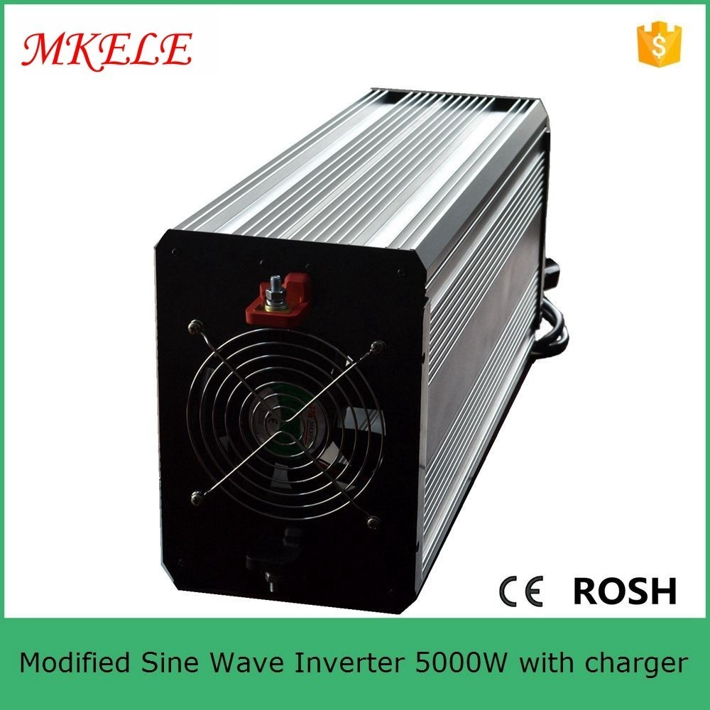 MKM5000-241G Off Grid Modifizierte Sinus Welle <font><b>Inverter</b></font> <font><b>5000</b></font> <font><b>Watt</b></font> <font><b>Inverter</b></font> <font><b>5000</b></font> w, 24 VDC Zu 110 VAC Aus China image