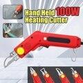 100 W mano calefacción cuchillo cortador caliente cortador de cuerda de tela de corte eléctrica herramientas caliente de nueva llegada