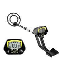 MD 4060 Metal Detector Waterproof Portable Light Weight Treasure Detector Length Adjustable Gold Treasure Metal Finder