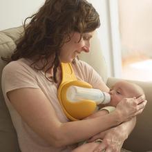 Hand Free Baby Bottle Holder