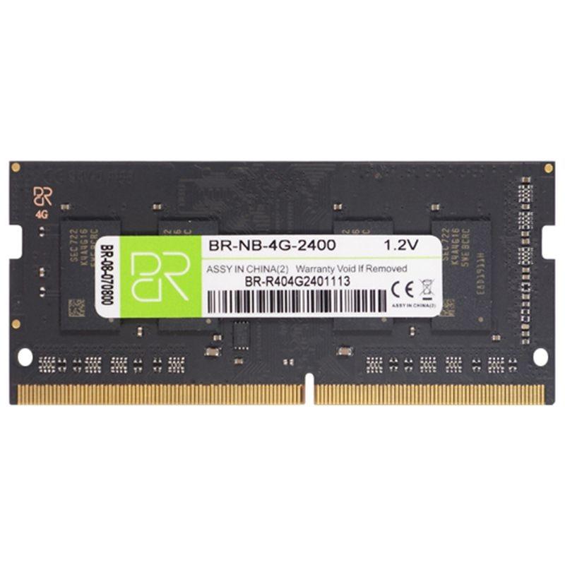 BR 4 gb 8 gb Béliers DDR4 1.2 v DIMM Pour Ordinateur Portable 288 Broches 2400 mhz Mémoire