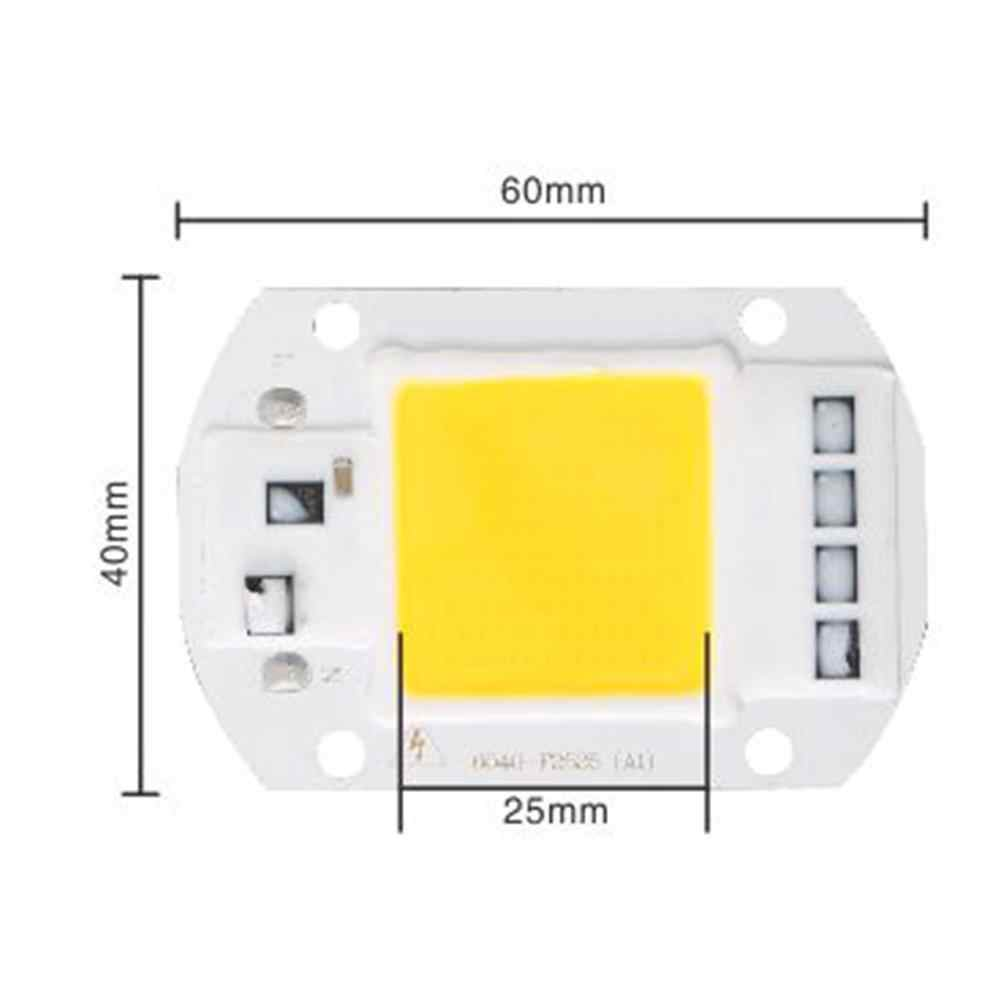 10W 20W 30W 50W 100W Led Cob Lamp Chip High Power Led Diode Matrix Array 30V 220V Led Spotlight Lamp Schijnwerper Lampada
