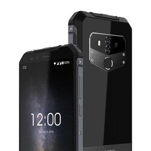 "Image 5 - Oukitel Wp1 Ip68 Waterproof 4gb 64gb 5000mah Mtk6763 Octa Core 5.5"" Hd+ 18:9 Display Wireless Charging Tri proof Smartphone"