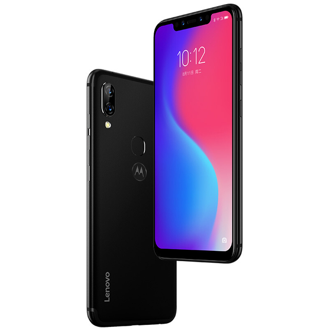 Lenovo S5 Pro 4G Smartphone 6.2'' ZUI10 ( Android 8.1 ) Qualcomm Snapdragon 636 Octa Core 1.8GHz 6GB 64GB Fingerprint 3500mAh 5