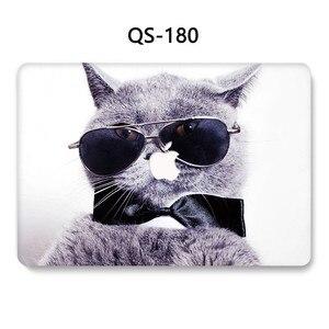 Image 2 - 노트북 macbook 케이스 13.3 용 노트북 슬리브 용 macbook air pro retina 11 12 용 15.4 인치 화면 보호기 키보드 코브