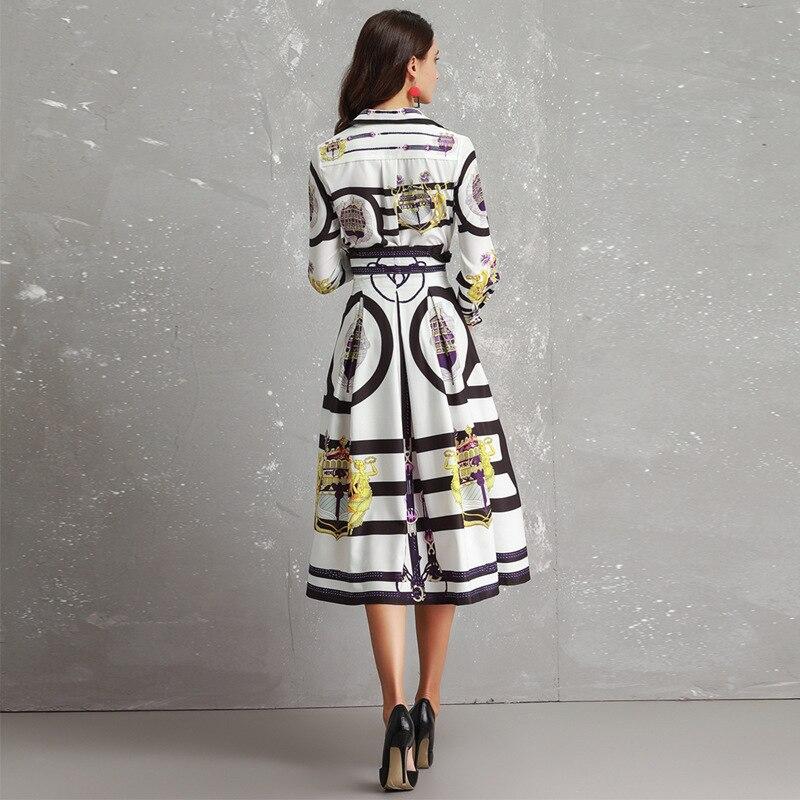 Chemise Printemps Longues Au Imprimé Piste 2019 Début Haute Manches Nouveau Revers Nouvelle Du À Mode Figure Designer 04On6
