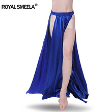 Hot Sale Free shipping High quality New bellydancing skirts belly dance skirt costume training dress or performance -6007