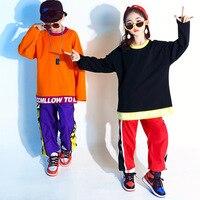 Hip Hop Dance Costume Jazz Dance Clothing Hip Hop Dance Clothes Dropshipping