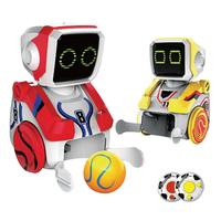 New Arrival Sport Robot Kicking Robot Puzzle Electric Interactive Remote Control Intelligent For Children Boys And Girls 2PCS
