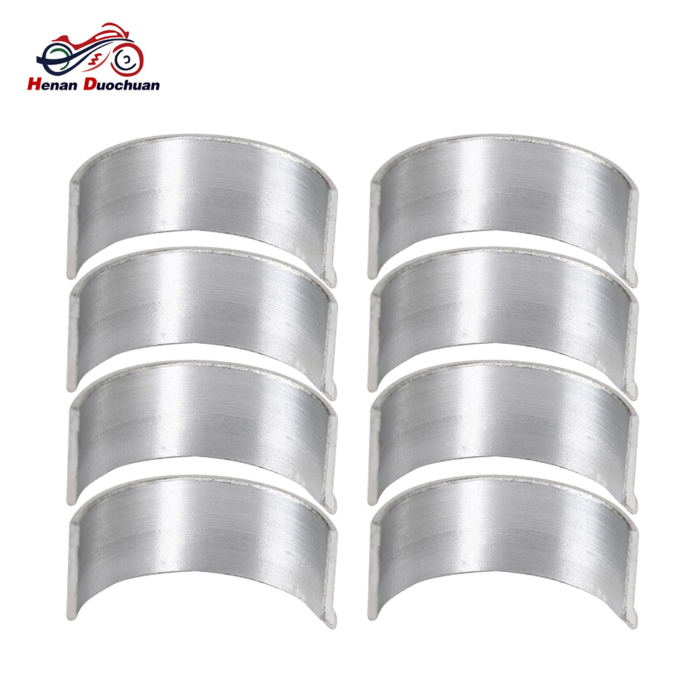 8pcs 400CC Motorcycle Engine Parts STD  25  50  75  100 Connecting Rod Bearing for Kawasaki ZZR400 1990-2003 ZZR 400  e
