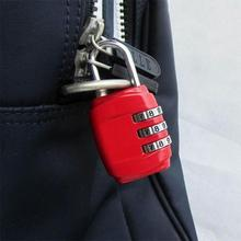Small Anti Theft Lock for Luggage Protection