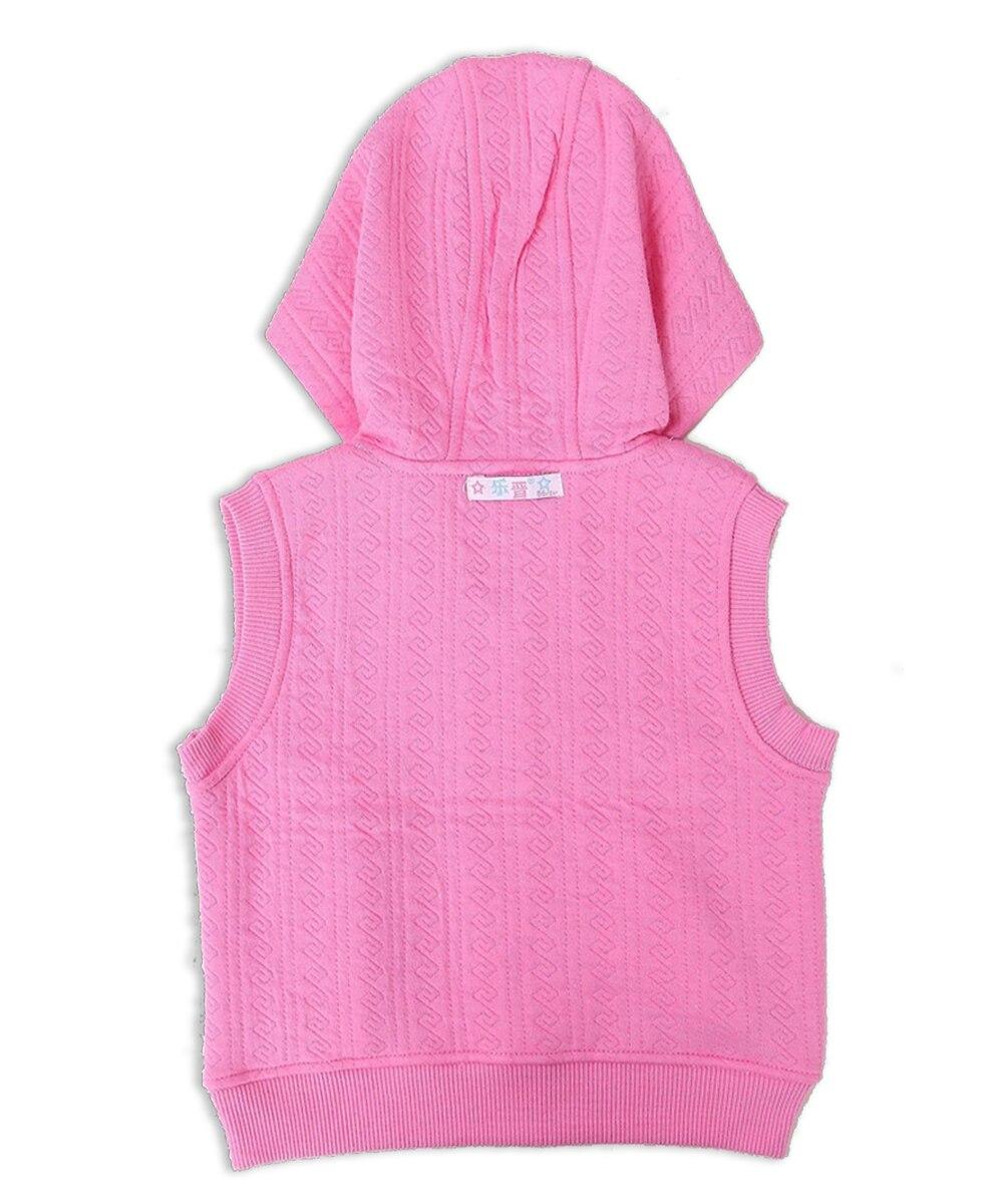 LeJin Baby Girl Geyim Boys Qızlar Başlıq Vest Hoodies Gödəkçə - Körpələr üçün geyim - Fotoqrafiya 2