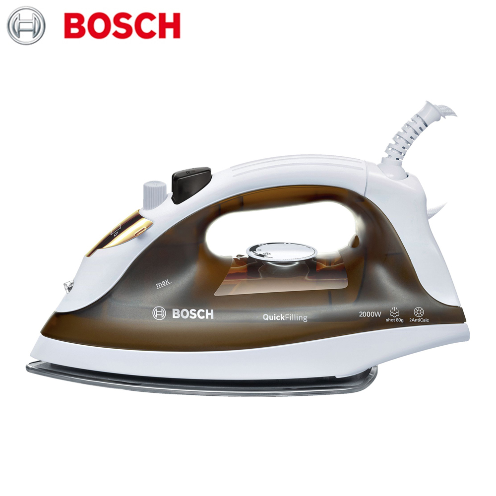 лучшая цена Electric Irons Bosch TDA2360  household appliances laundry steam iron ironing clothes