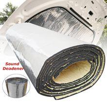 10 мм 200X100 см автомобильный аудио контроль шума Звук Deadener автомобильный теплозащитный изоляционный коврик звукоизоляция хлопок