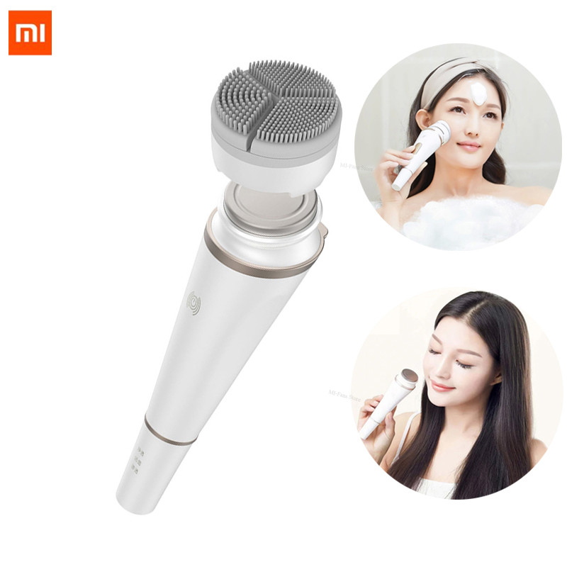 Xiaomi InFace Electronic Sonic Beauty Facial Instrument Deep Cleansing Face Skin Care Massager for Clean Oil Dirt Girl Best Gift-in slimme afstandsbediening van Consumentenelektronica op  Groep 1