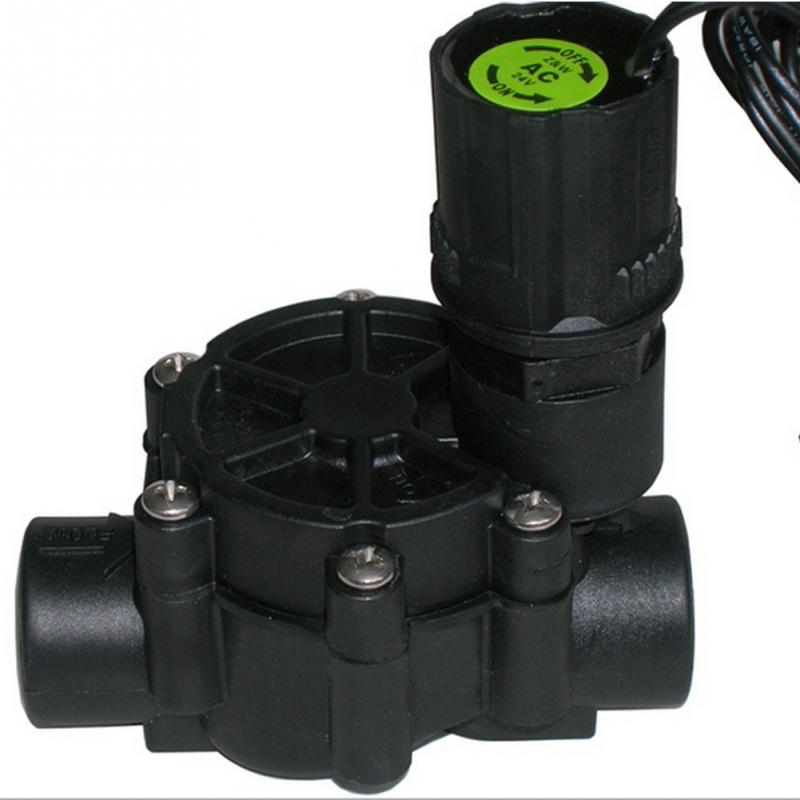 3/4''  Industrial Irrigation Valve 24V AC Solenoid Valves Garden Controller Used In 10469 And 10468 Controller Solenoid Valve(China)