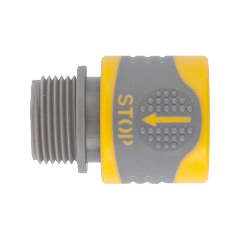 Garden Water Connectors PALISAD 66233 Connector Plastic Quick Connectors 50pcs scotch lock wire electrical cable connectors quick splice terminals crimp