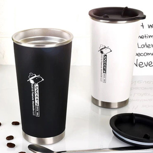 SNOOPY 400ml Vacuum Cup Stainless Steel