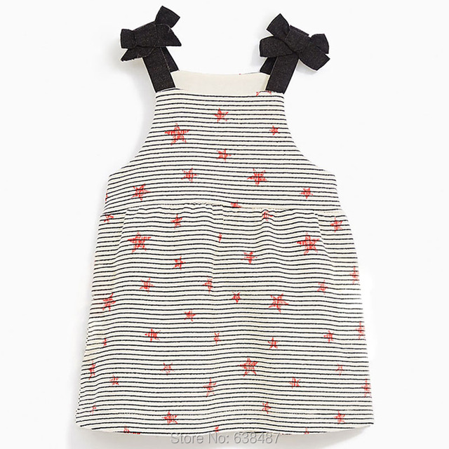 6661380b03 Baby Girls Dress New 2019 Brand Quality 100% Combed Cotton Dress Kids  Summer Children Clothing Bebe Kids Dress Baby Girl Clothes