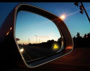 Автомобильное Зеркало для слепых зон BSD BSA BSM, система обнаружения радаров, микроволновый датчик, помощник мониторинга слепых зон, безопасно...