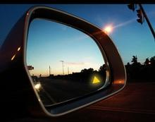 Auto Dodehoekspiegel BSD BSA BSM Radar Detectie Systeem Magnetron Sensor Blind Spot Monitoring Assistent Auto Rijden Beveiliging