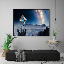 Destiny Game Vintage Poster And Print Canvas Art Painting Wall Pictures For Living Room Decoration Home Decor No Framed