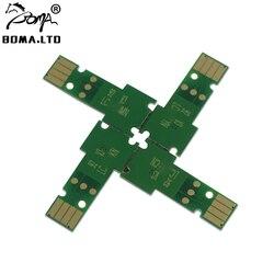 BOMA. LTD układ kasety LC3011 LC3013 dla brata MFC J491DW J497DW J690DW J895DW wkład tuszu do drukarki