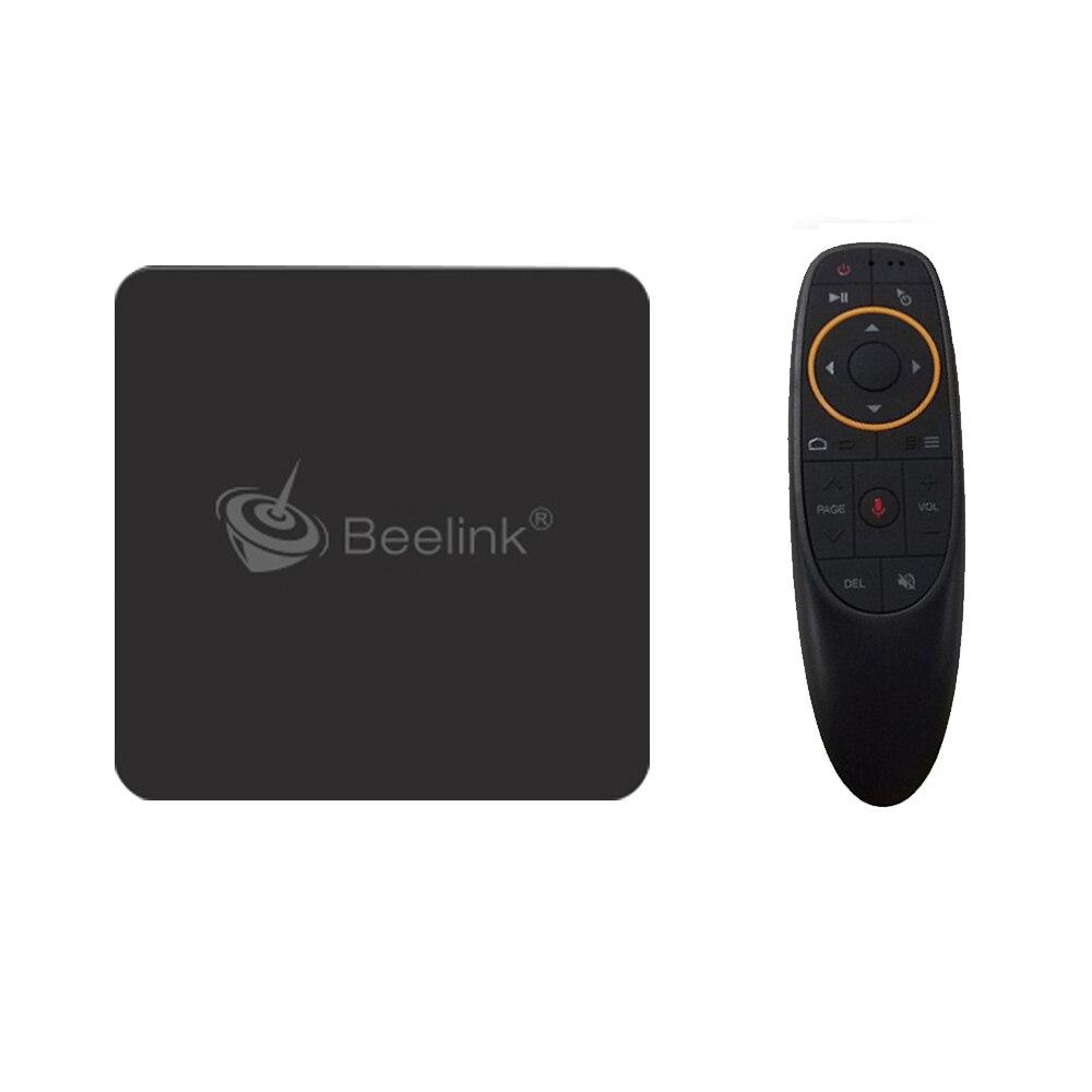 Beelink GT1 MINI Amlogic S905X2 2 GB 32 GB 1000 M Android 8.1 5G WIFI bluetooth 4.0 4 K avec décodeur de télécommande vocale