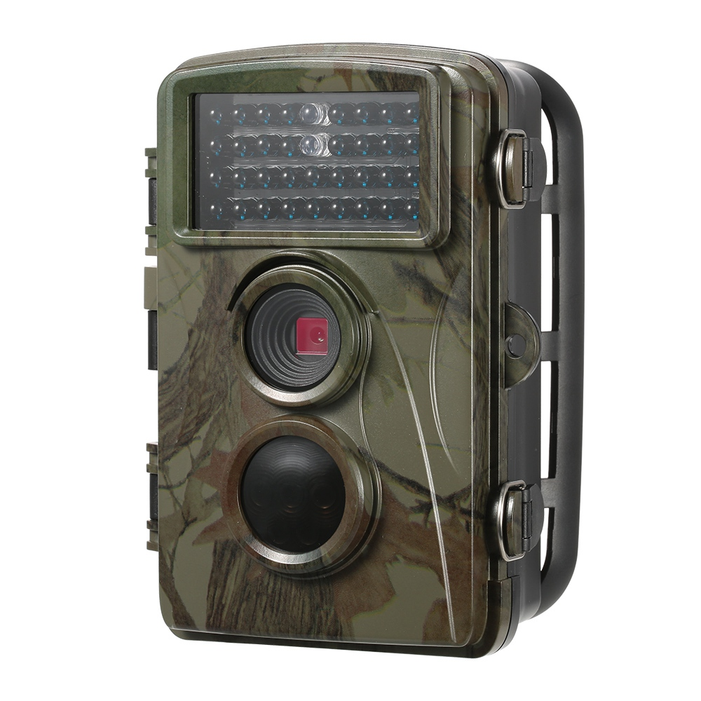 12MP 720P Hunting Camera Waterproof Wild Trail Camera Infrared Night Vision Camera Animal Observation Recorder with