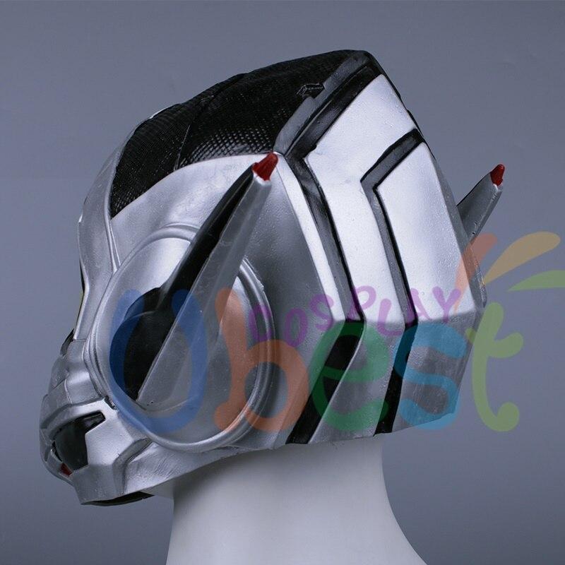 Ant-Man and The Wasp Hope van Dyne Helmet Cosplay prop Halloween Mask