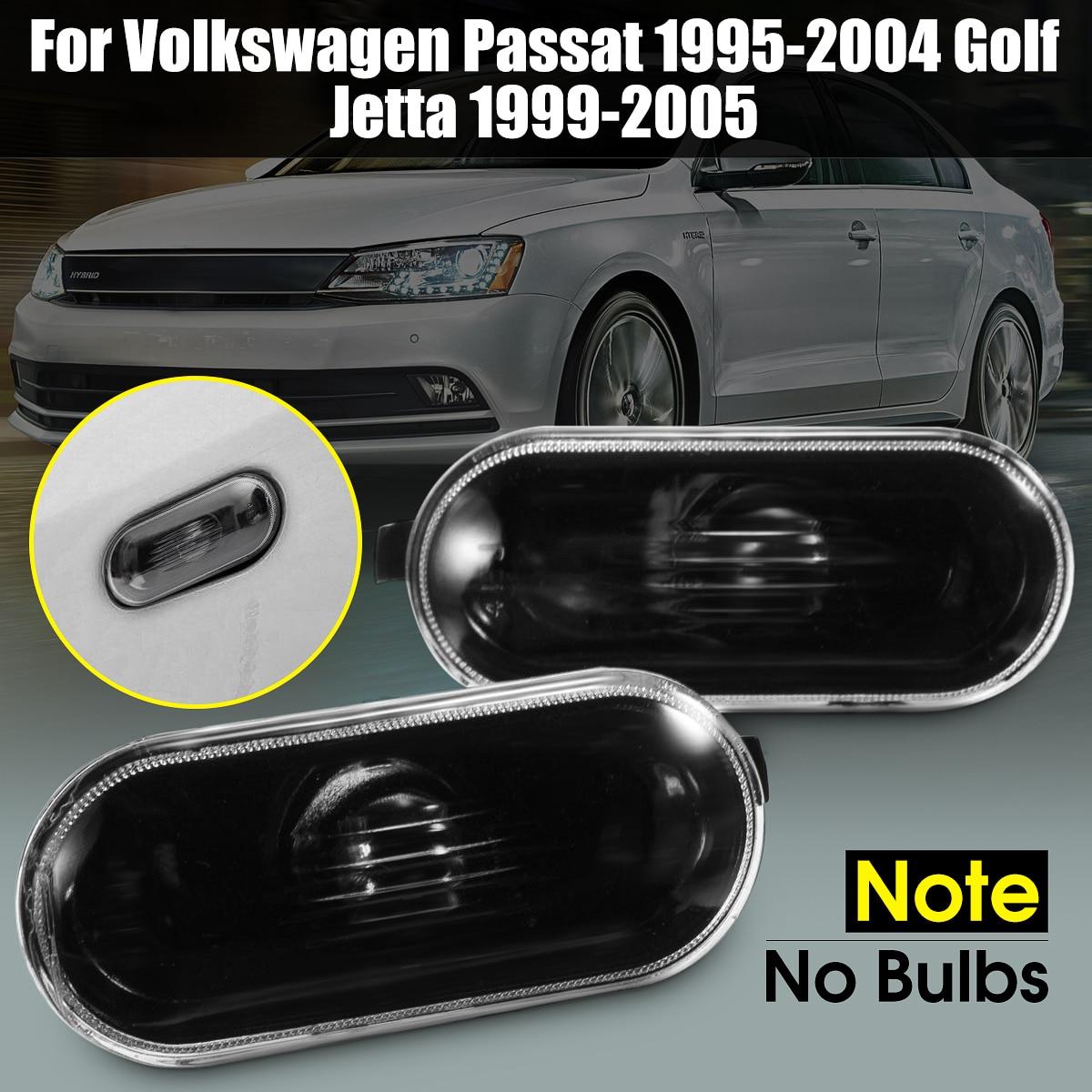 VW Jetta MK1 White LED /'Trade/' Wide Angle Side Light Beam Bulbs Pair Upgrade