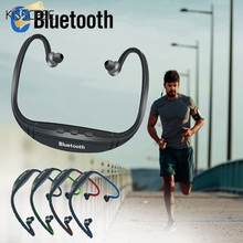 KISSCASE Sport Bluetooth Earphone Wireless Bluetooth Headphones Music Earphones Stereo Audio Headset With Mic For Running Phone magnetic music bluetooth 4 2 earphone sport running wireless bluetooth headset with charging cable young earphones
