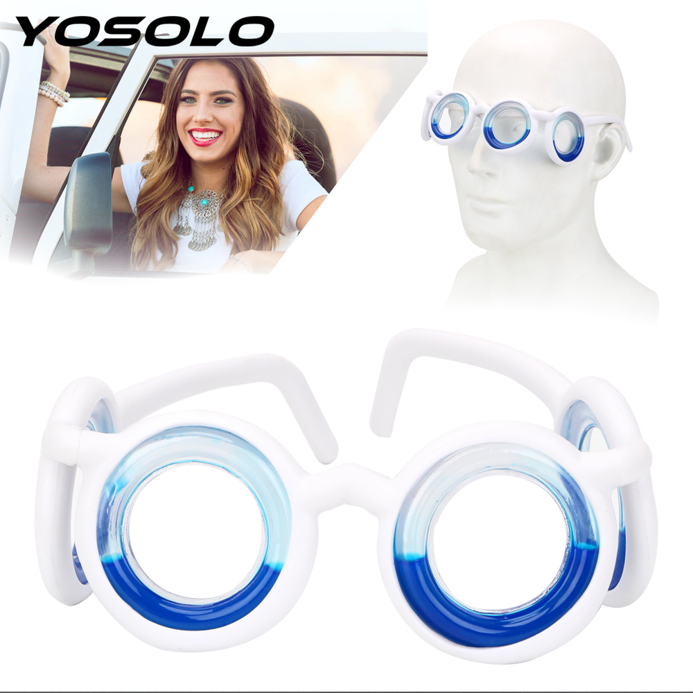YOSOLO Lens-Free Folding Anti-motion Sickness Glasses Removable 1pc Unisex Smart Seasick Airsick Liquid GlassesYOSOLO Lens-Free Folding Anti-motion Sickness Glasses Removable 1pc Unisex Smart Seasick Airsick Liquid Glasses