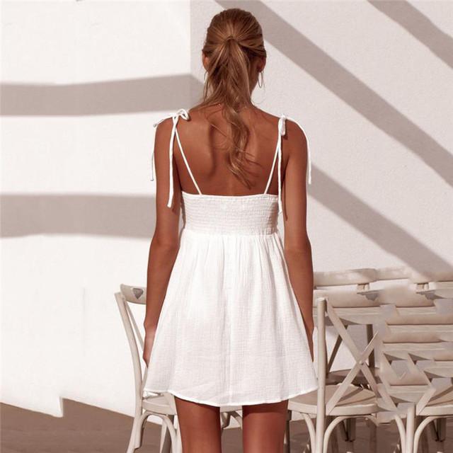 Vestido Summer Sleeveless
