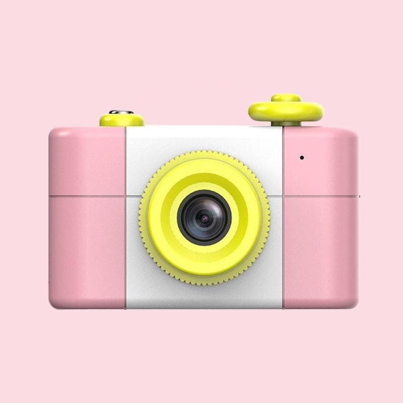 REMAX dessin animé mignon 1.5 pouces 2MP 1080 P enfants bébé Mini reflex numérique caméra photographie caméscope enregistreur vidéo livraison directe - 6