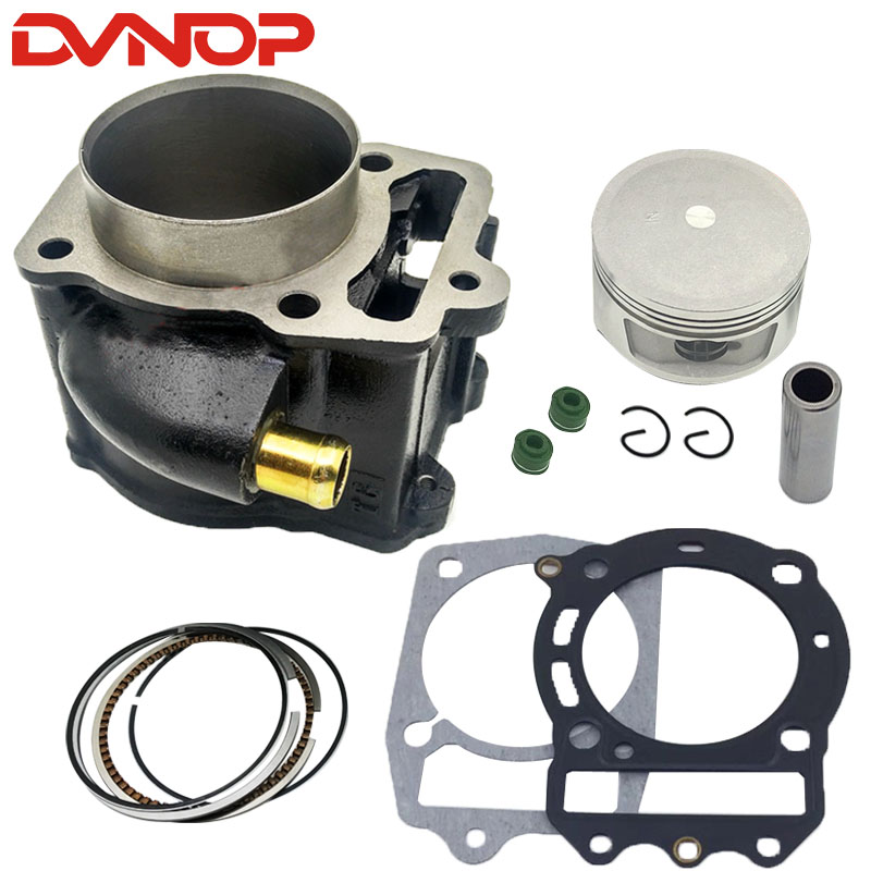 72MM Water cooling Motorcycle Cylinder Kit With Piston And Pin for Honda CN250 CF250 CH250 Moped ATV CN CF 250