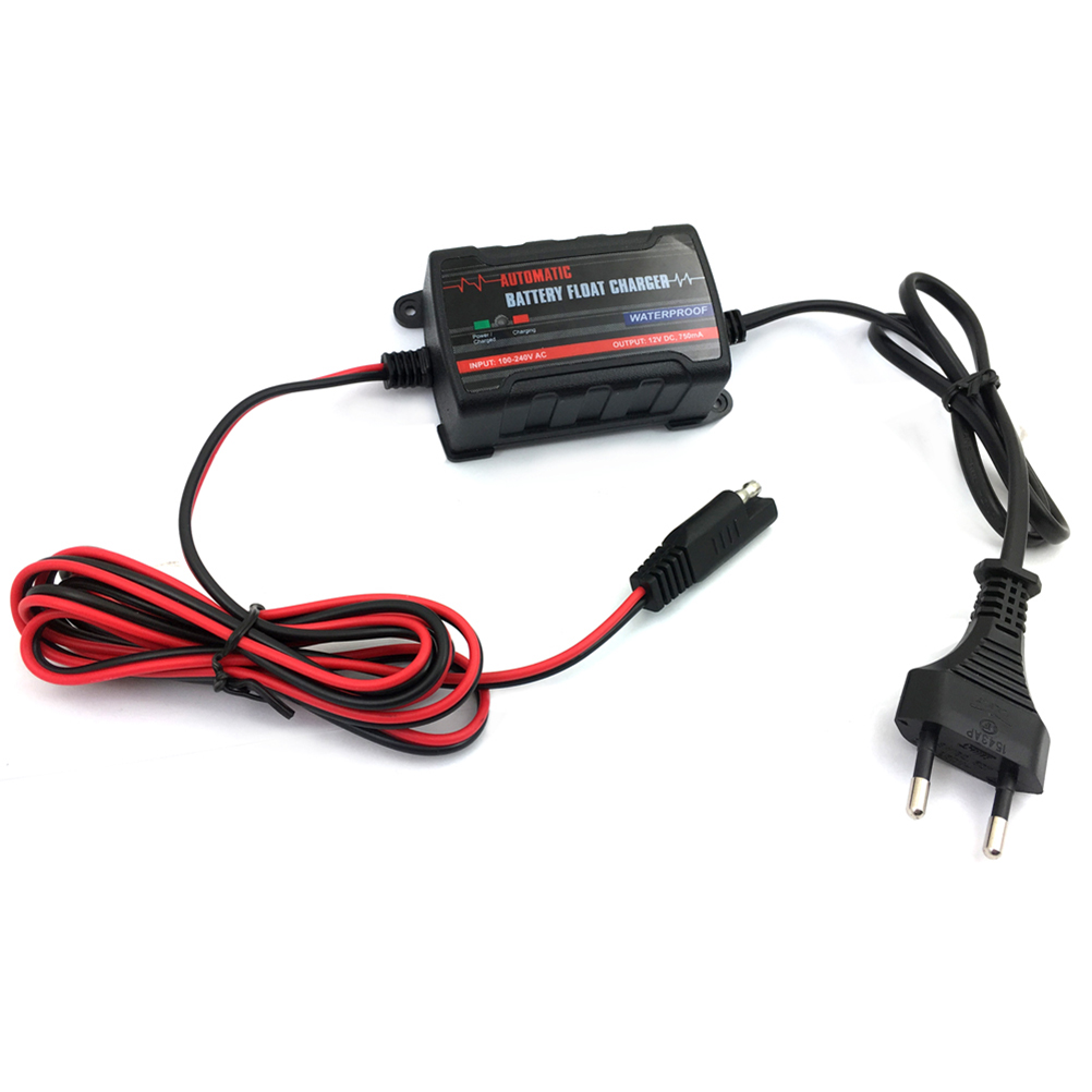 1pc 6V 12V Fully Automatic Car Battery Charger Intelligent