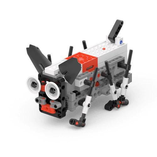 RCtown enfants Intelligent robot à monter soi-même Kit programme assembler Puzzle programmation électrique blocs jouet pour enfants jouets cadeau