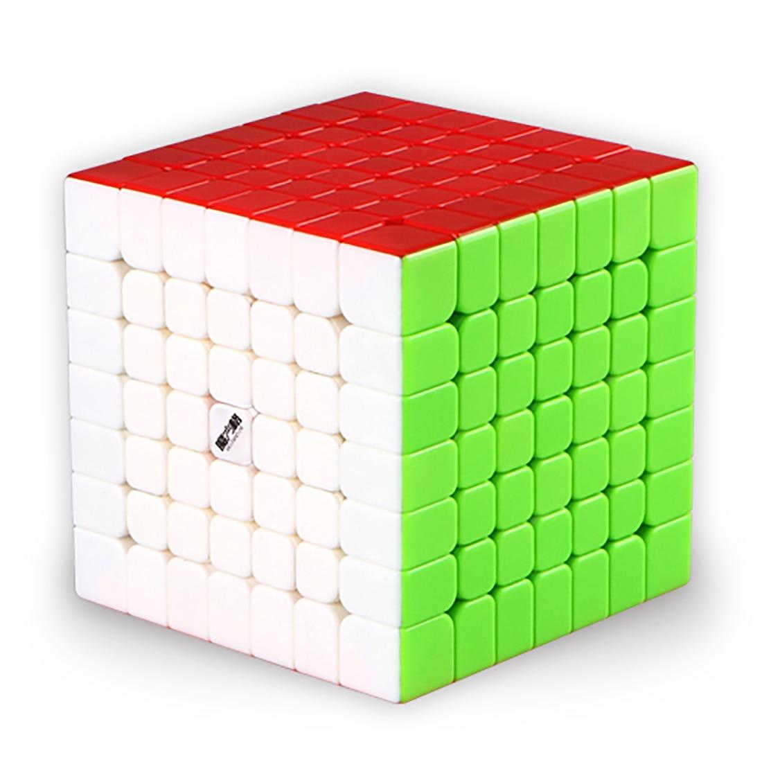 Qiyi Mofangge Wuji 7x7 Magic Cube Vitesse Puzzle-69mm