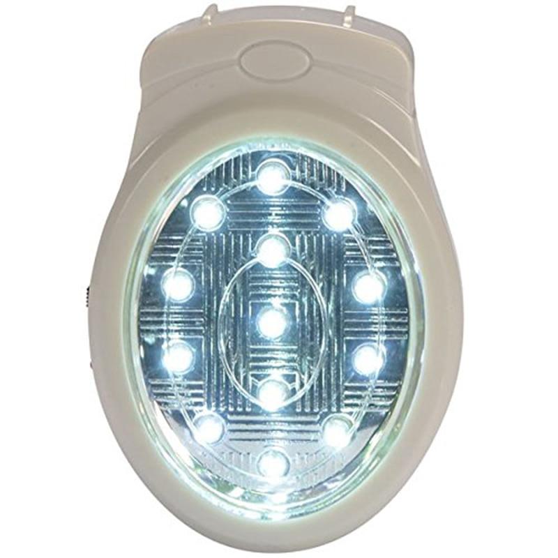 Kg-913 Fire Emergency Light Sign Light Charging Emergency Light Lighting Power Failure Emergency Light, Us Plug 110V~220V
