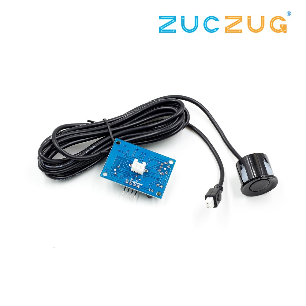 Waterproof Ultrasonic Module JSN-SR04T Water Proof Integrated Distance Measuring Transducer Sensor for ArduinoWaterproof Ultrasonic Module JSN-SR04T Water Proof Integrated Distance Measuring Transducer Sensor for Arduino